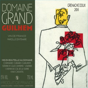 Domaine Grand Guilhem Rivesaltes Grenache