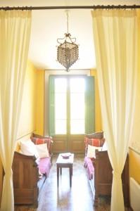 Salon oriental maison de maitre